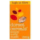 Dorset Cereals simply nutty muesli - 700g Brand Price Match - Checked Tesco.com 15/09/2014