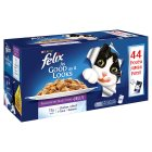 Felix as good as it looks favourites in jelly jumbo pack - 44x100g