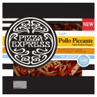 Pizza Express light pollo piccante