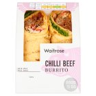 GOOD TO GO Chilli Beef Burrito -
