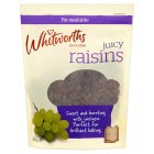 Whitworths juicy raisins - 325g Brand Price Match - Checked Tesco.com 05/03/2014