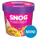 Snog frozen yogurt passionfruit pip pop - 140ml Brand Price Match - Checked Tesco.com 22/10/2014