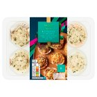 Waitrose 12 mini coquilles St Jacques - 200g