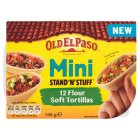 Old el Paso Stand 'n' Stuff Tortillas - 145g