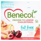Benecol fat free garden fruits