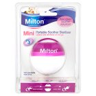 Milton soother steriliser -