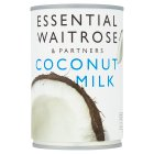 essential Waitrose coconut milk - 400ml