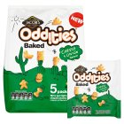 Oddities cheese & onion - 5x25g