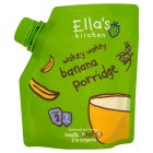Ella's Kitchen Organic banana porridge baby food - 150g Brand Price Match - Checked Tesco.com 23/07/2014