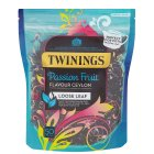 Twinings passion fruit loose leaf 50 tea cups - 125g