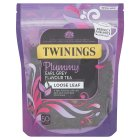 Twinings plummy loose leaf 50 tea cups - 110g