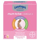 Sanatogen mum to be+omega 3 - 2x30s