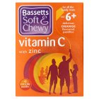 Bassetts Soft & Chewy vitamin C with zinc - 45s Brand Price Match - Checked Tesco.com 15/10/2014