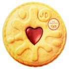 Jammie Dodgers Tin with Biscuits - 7x20g