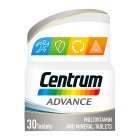 Centrum advance tablets - 30s Brand Price Match - Checked Tesco.com 05/03/2014