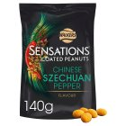 Walkers Sensations Chinese Szechuan sharing nuts - 140g