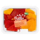 Waitrose Sweet & Sour Peppers Toasted Coriander - 120g