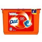Daz Regular Liquitabs Laundry Detergent 20 washes - 700g