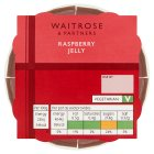 Waitrose raspberry jelly - 175g