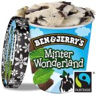 Ben & Jerry's minter wonderland ice cream - 500ml