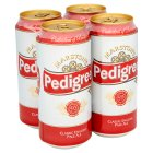 Marston's Pedigree Can - 4x440ml Brand Price Match - Checked Tesco.com 15/09/2014