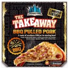 Chicago Town the takeaway BBQ pulled pork - 635g
