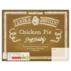 Waitrose chicken pie