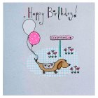 Happy Birthday Card - each