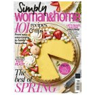 Woman & Home Feel Good Food magazine - each