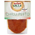 Sacla fiery chilli pesto - 150g