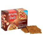 Ryvita sweet onion crispbread - 200g Brand Price Match - Checked Tesco.com 27/07/2015