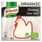 Knorr Chicken Stock Cubes - 6x10g Introductory Offer