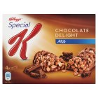 Special K milk chocolate chewy delight - 4x24g Brand Price Match - Checked Tesco.com 02/03/2015