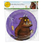 The Gruffalo rumbling tummy plates - 8s