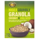 Nature's Path Granola Coconut & Chia Seed - 325g