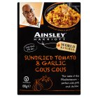 Ainsley Harriott Sun-dried Tomato & Garlic Couscous - 100g Brand Price Match - Checked Tesco.com 05/03/2014