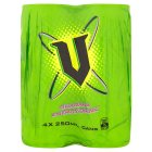 V energy drink - 4x250ml