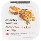 essential Waitrose coronation chicken deli filler - 170g