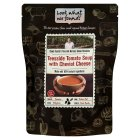 Look What We Found! English tomato soup with cheese & pesto - 300g