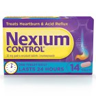 Nexium 20mg control tablets - 14s