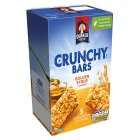 Quaker Crunchy golden syrup cereal bar - 5x30g