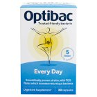 OptiBac Probiotics for a daily wellbeing - 60s