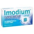 Imodium liquicaps - 6s Brand Price Match - Checked Tesco.com 16/04/2015