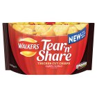 Walkers Tear'n'Share Thicker Cut Crisps Lightly Salted - 150g