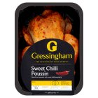 Gressingham sweet chilli spatchcook poussin - 450g