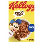 Kellogg's Coco Pops - 550g Brand Price Match - Checked Tesco.com 10/02/2016