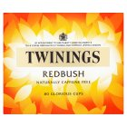 Twinings redbush 80 tea bags