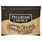 Pilgrims Choice extra mature Cheddar - 350g Brand Price Match - Checked Tesco.com 27/08/2014