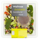 Waitrose Rainbow Rice - 180g