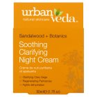 Urban Veda Soothing Night Cream - 50ml